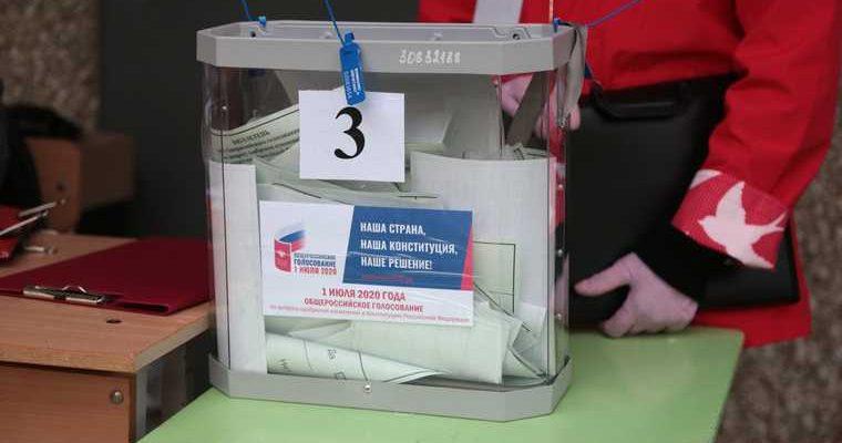 голосование поправки Конституция ЗАТО Свободный ракетчики Свердловская область