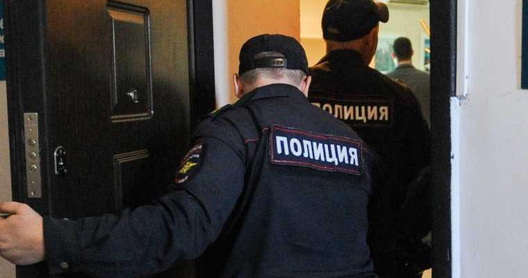 полиция обыск Другая Россия Челябинск Иван Алексеев
