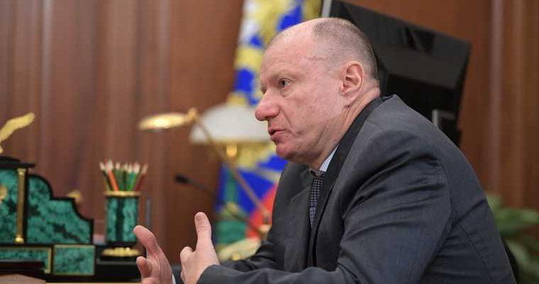 Потанин потерял часть состояния авария Норникель Норильск