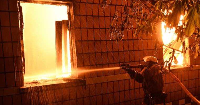 Екатеринбург сын пытаться поджечь отец