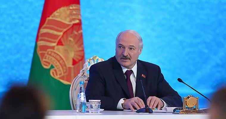 Лукашенко рассказал о ситуации в Белоруссии