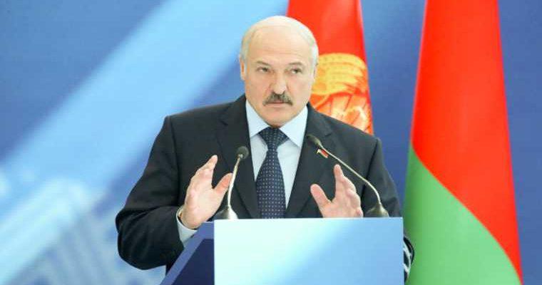 президент Белоруссии Александр Лукашенко бойцы ЧВК Вагнера
