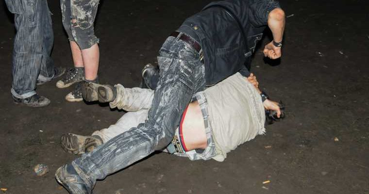Челябинск массовая драка полиция