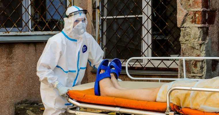 свердловская область рекорд смерть умерли коронавирус