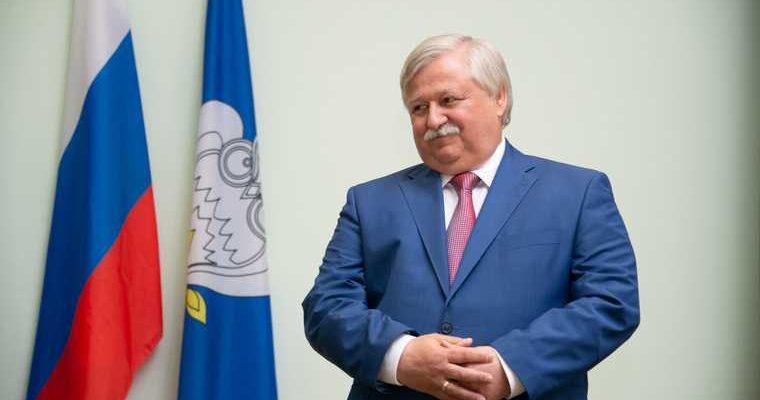 назначение нового мэра Нового Уренгоя ЯНАО