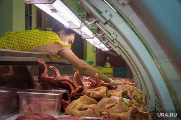 просроченное мясо Екатеринбург рейд несанкционированная торговля