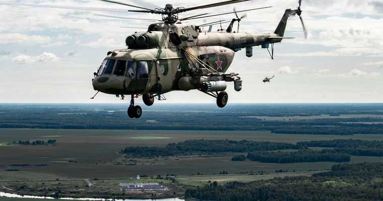 вертолет в нижневартовске