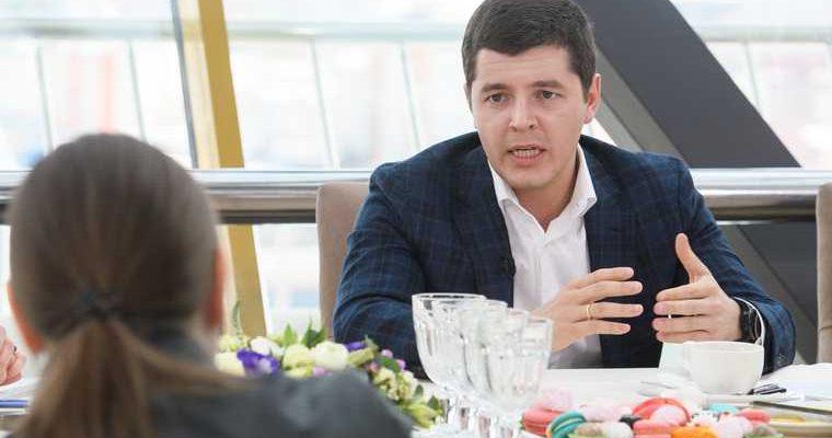 губернатор ЯНАО Артюхов проблема дорог