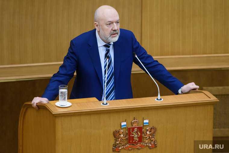 Павел Крашенинников в Уральском государственном юридическом университете