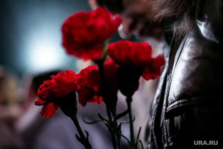 смерть Тесака похороны