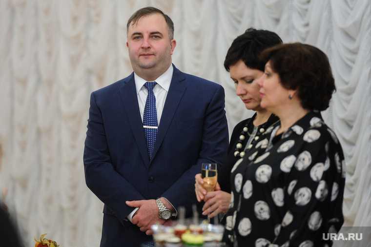 Прием Алексеем Текслером журналистов по случаю Дня печати. Челябинск