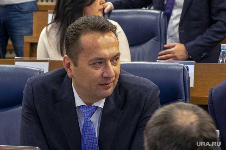 новый мэр Нового Уренгоя Андрей Воронов