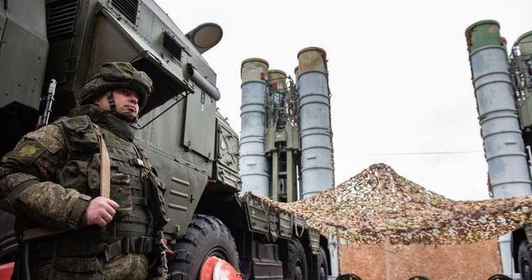 ПВО радиолакционные войска ЦВО учения