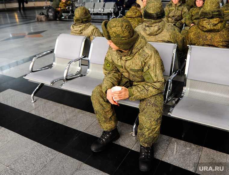 контрактник оставили армия