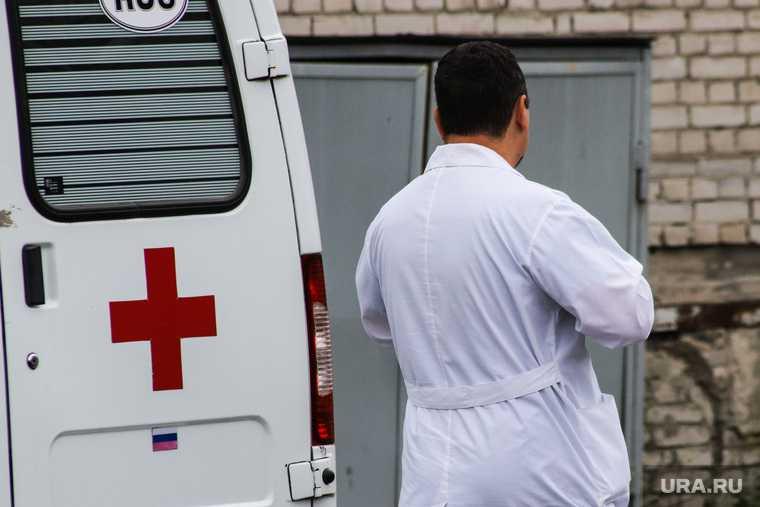 Новый Уренгой ЯНАО строительство инфекционного госпиталя