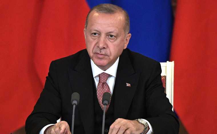 Турция захват Азии