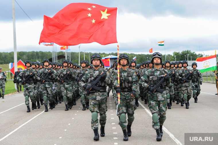 Си Цзиньпин призвал армия Китая готовиться к войне
