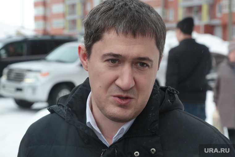 губернатор пермского края махонин