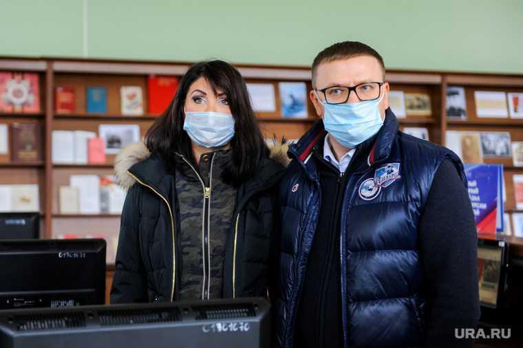 Челябинская область губернатор Текслер коронавирус COVID карантин