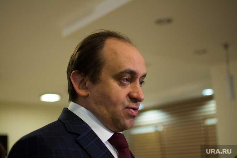 Александр Подорога заместитель губернатора ЯНАО дорожное хозяйство