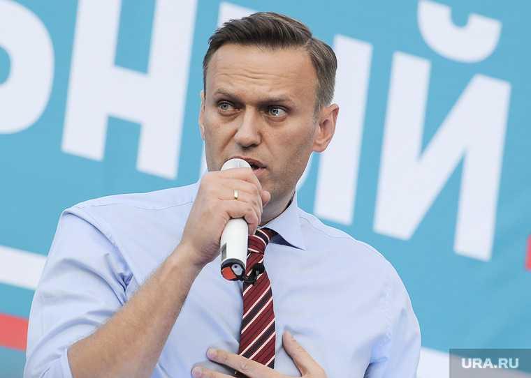 Навальный пожаловался на Россию в Европейский суд
