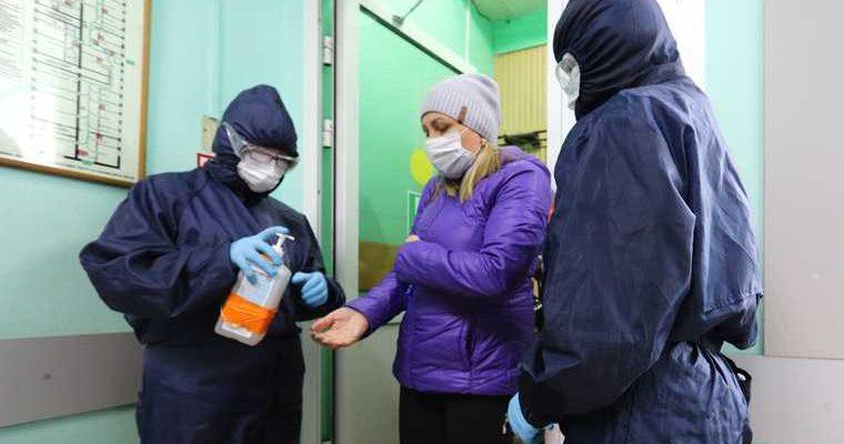 коронавирус Пермский край ухудшил показатели