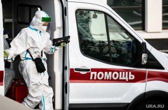 Курган медики жители обращение Путин полиция коронавирус