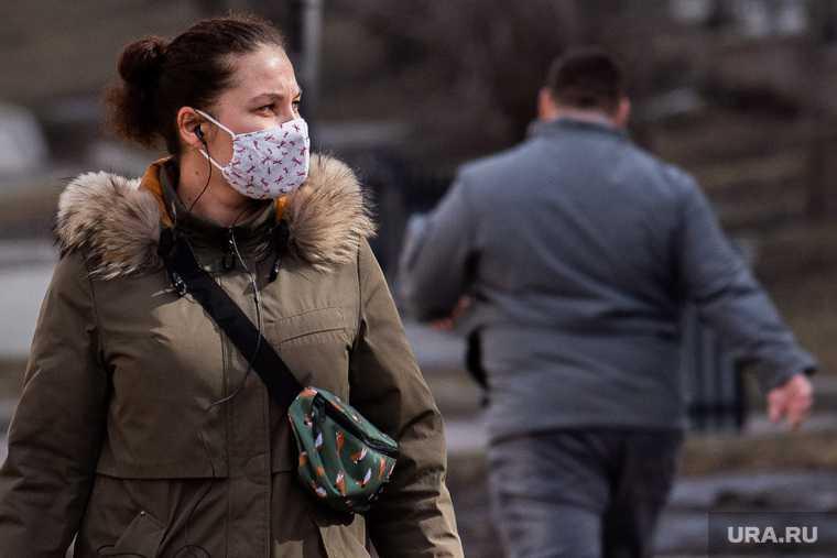 РФ может выйти на 1 млн заражений коронавирусом в день