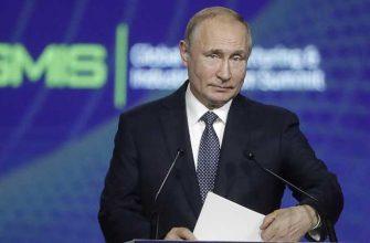 Путин ответил противники России