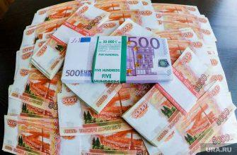 ослабление рубля