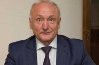 главы муниципалитетов мэр Мегион Дейнека