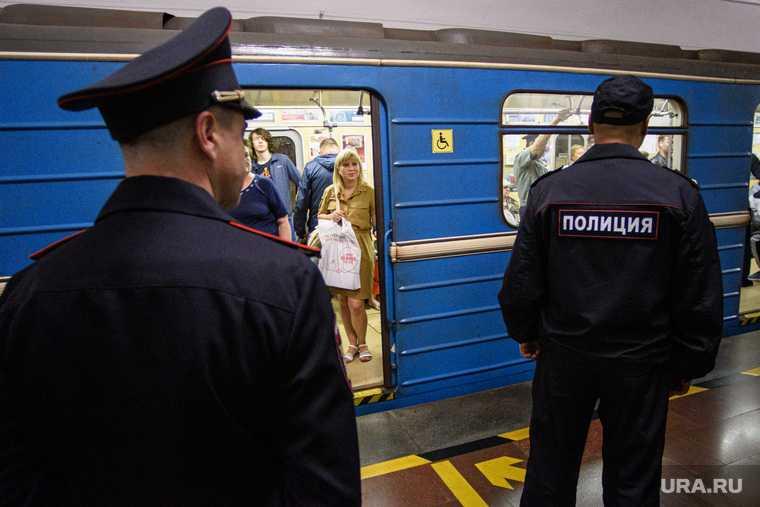 метро пассажир избил женщину коронавирус