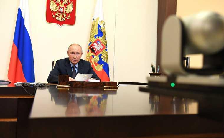 Путин совещание борьба наркотики