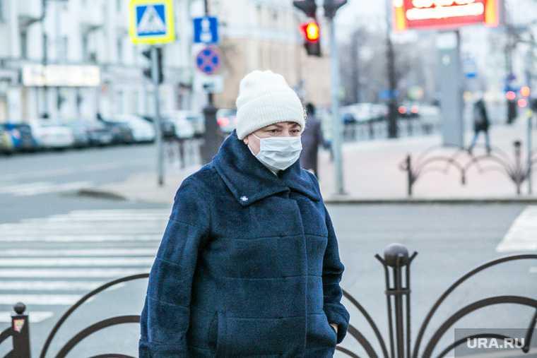 коронавирус ограничения Пермский край