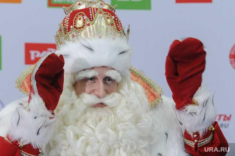 главный Дед Мороз России не приедет в Пермь
