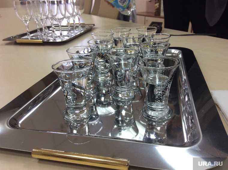 водка самая безопасная исследование качество Россия дешевая