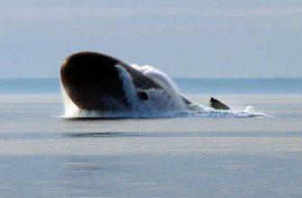 подводные лодки США в российской Арктике