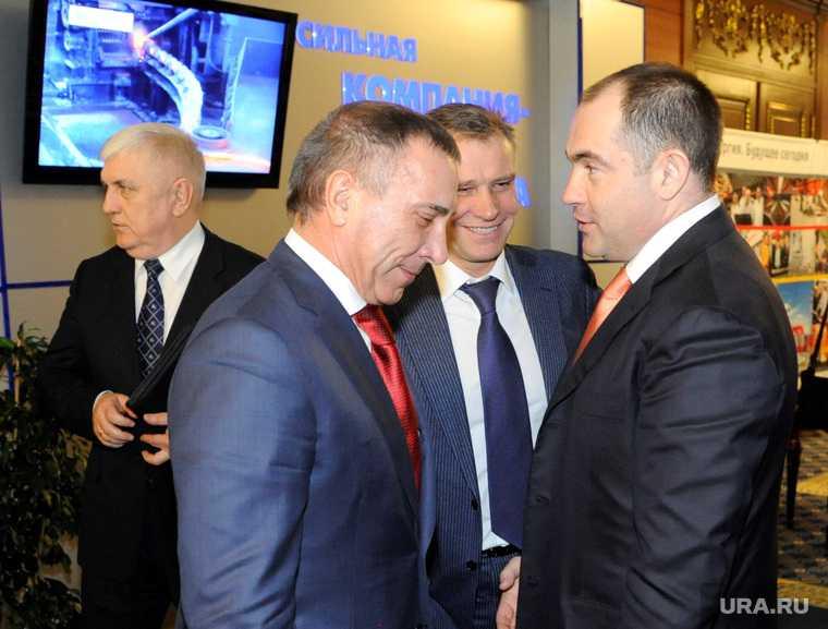Челябинск олигарх Аристов передал бизнес