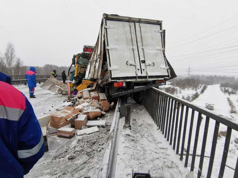 Екатеринбург Свердловская область снегопад смертельное ДТП Ревда Первоуральск
