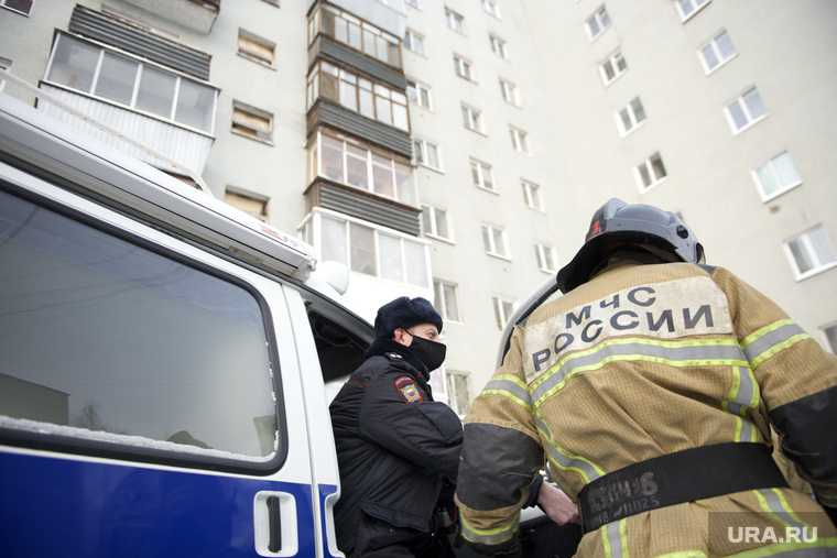 пожар в Екатеринбурге Twitter
