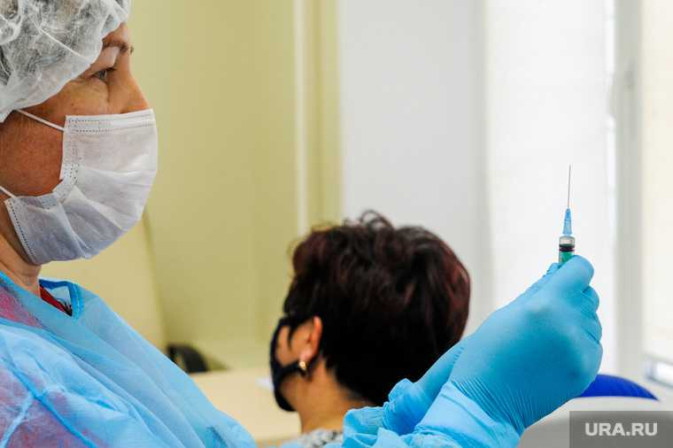 ХМАО коронавирус вакцина «Гам-КОВИД-Вак»