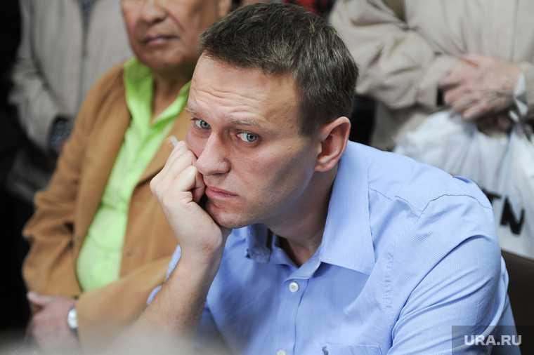 Навальный задержание