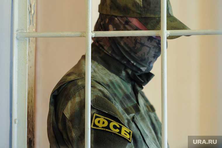 задержание начальник колонии Невьянск Следственный комитет ФСБ Свердловская область