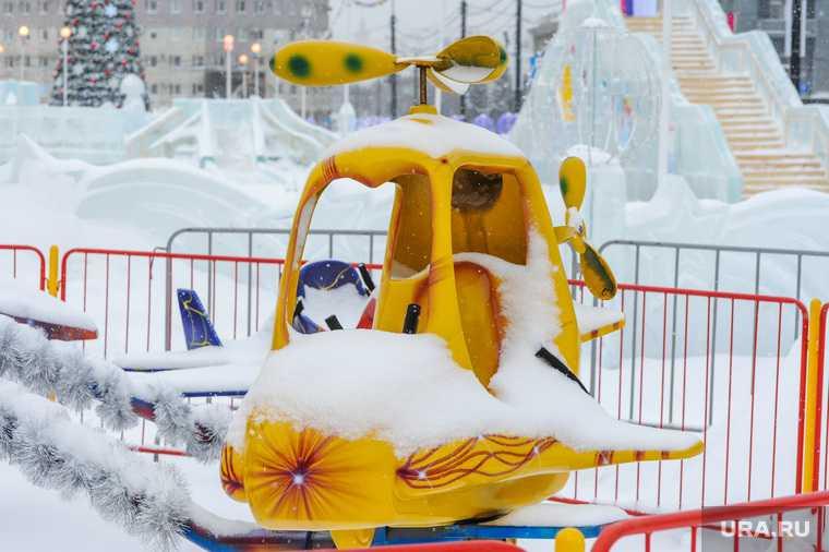 Челябинск метеоролог Ячменева аномальные скачки снегопад