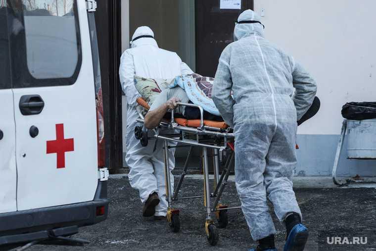 коронавирус в России новые случаи заражения коронавирусом в России