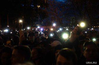 Акция навального